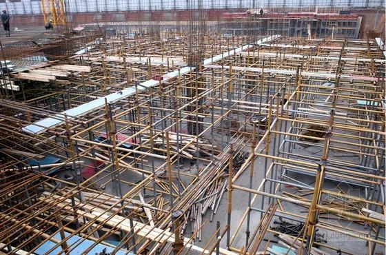 [江西]高层大厦建筑业10项新技术综合报告应用
