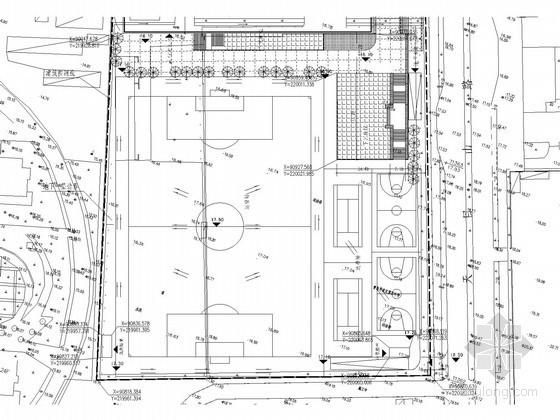 [山东]全民健身中心楼给排水施工图(热水系统 太阳能设备 游泳设备)