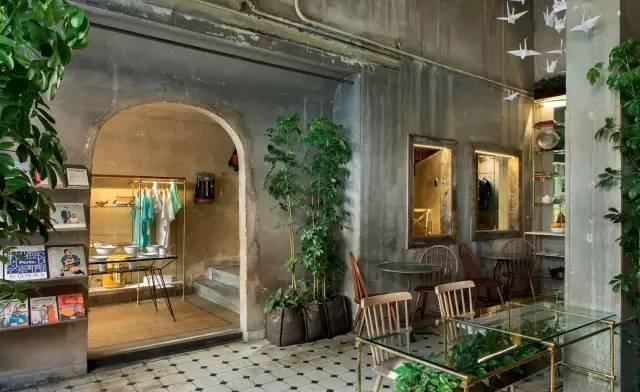 7种迥异的店铺集成空间设计思路_7