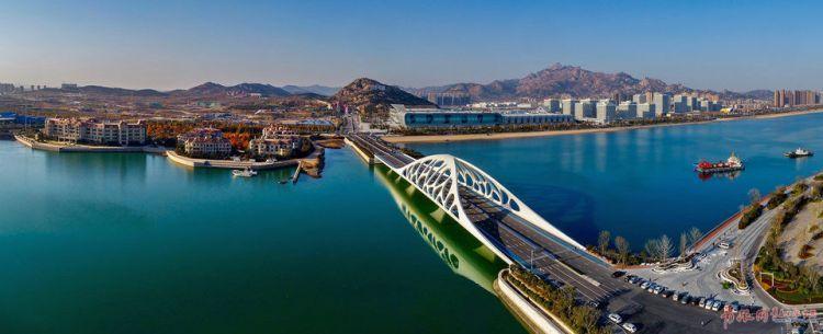 地标建筑星罗棋布 青岛这座新城厉害了