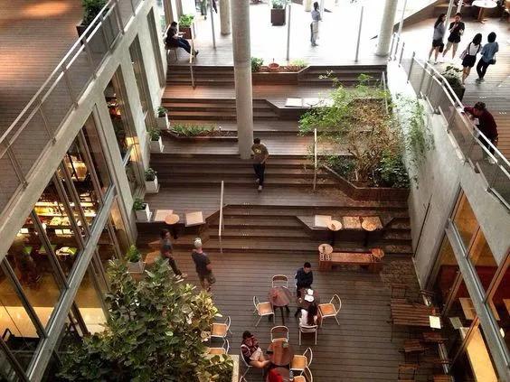 """你以为炫酷的大台阶设计就是画一个超大的""""单跑楼梯""""?_26"""