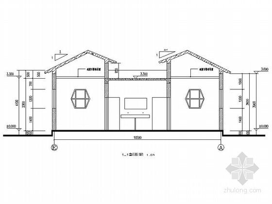 [合集]20套建筑小品——公厕建筑施工图及方案文本_25