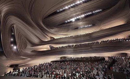 扎哈在中国的遗作终于完成,耗资28亿,施工难度堪比鸟巢_21