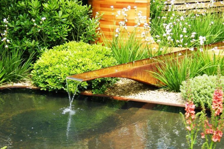 教你瞬间分辨:景观设计中的跌水和叠水