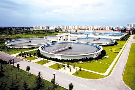 [甘肃]中型城市污水处理厂毕业设计