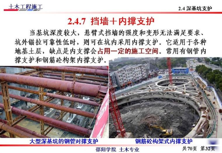 边坡支护工程施工与基坑的支护、降水_26