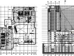 大底盘双塔结构超限设计