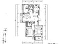 混搭风格梦想家住宅设计施工图(附效果图)