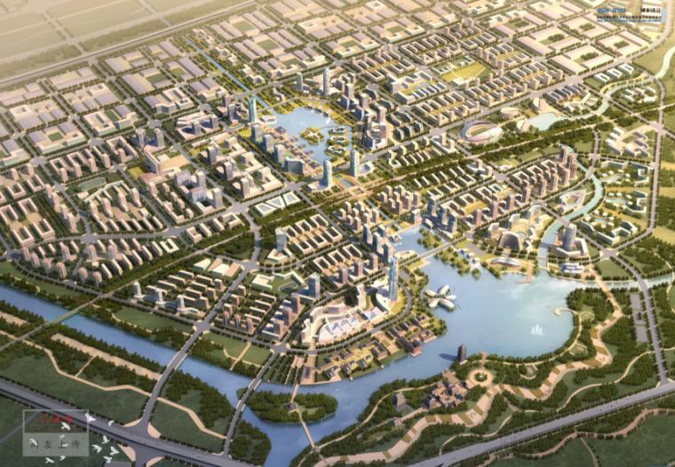 [河南]郑州经济技术开发区整体城市设计方案文本