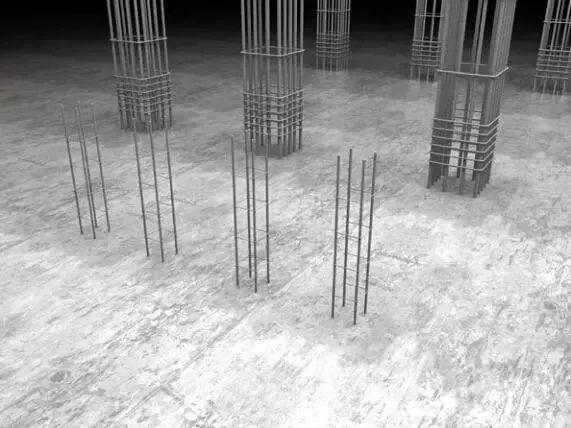 中建八局钢筋工程施工质量标准化图册,三维效果杠杠的!_11