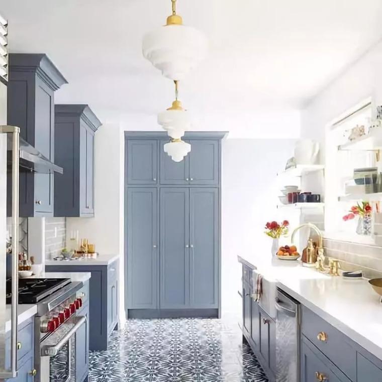 厨房比客厅还好看,让你爱上做饭!!_24