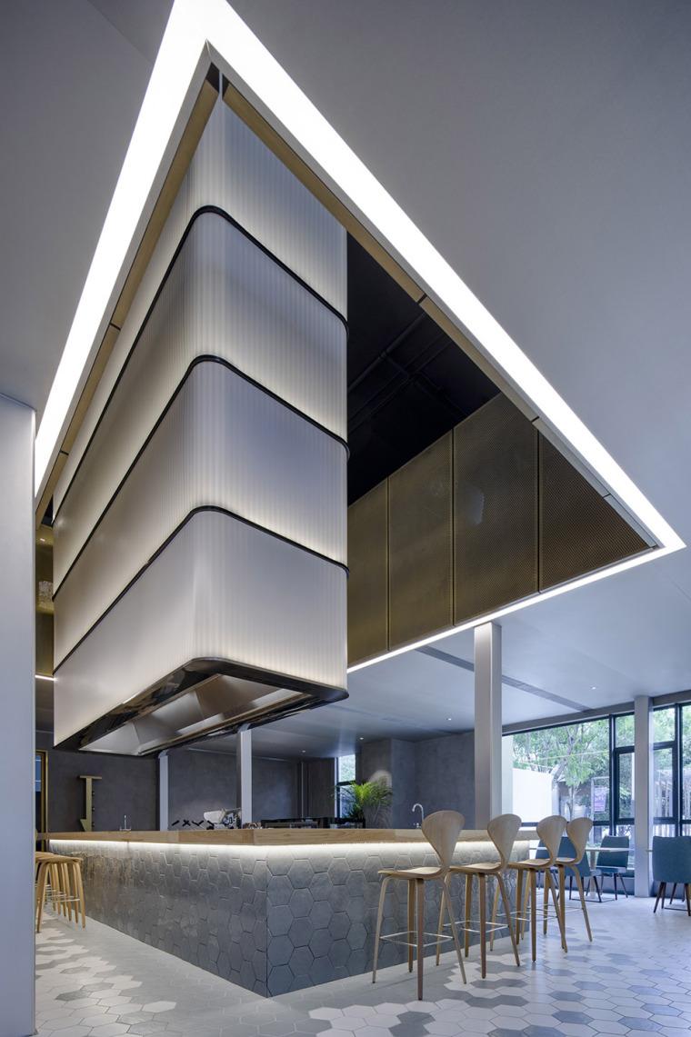 43套餐饮空间精品设计案例|3D成套模型免费下载!!-武汉萨丁伯格餐厅-2