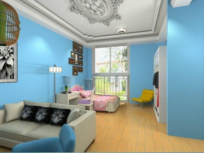 单身公寓设计第1张图片