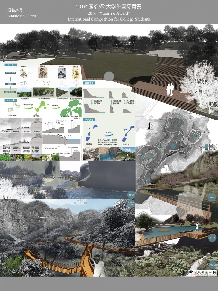 景观竞赛全攻略(文末:大量建筑&景观竞赛图纸素材)_12