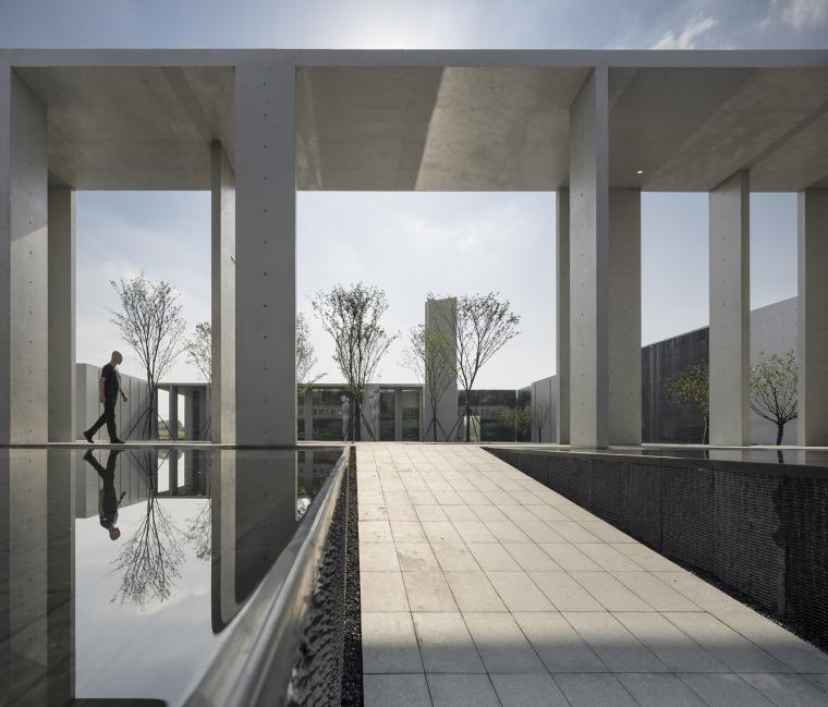 [安徽]合肥北城中央公园文化艺术中心建筑设计模型
