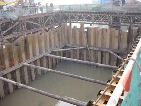 水中围堰施工专项安全方案