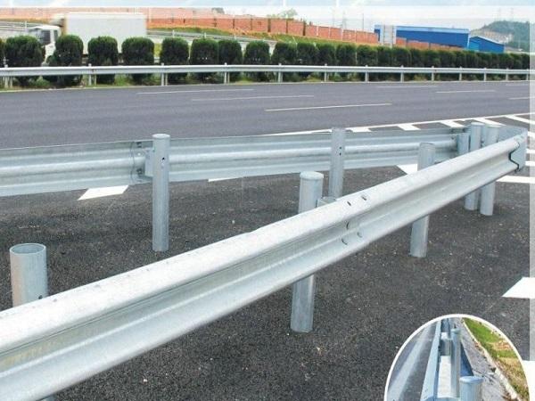 许亳高速公路HL-6护栏施工组织设计