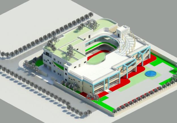 幼儿园建筑概念设计方案文本