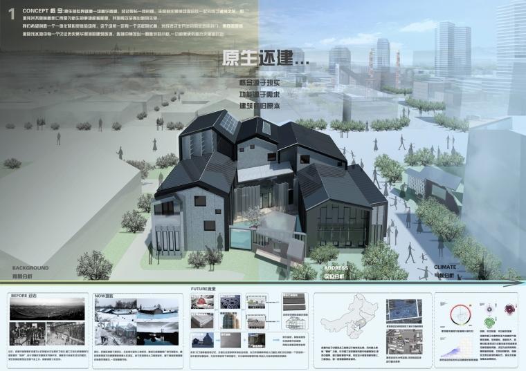 原生还建—抚顺城市再生体验所设计_1