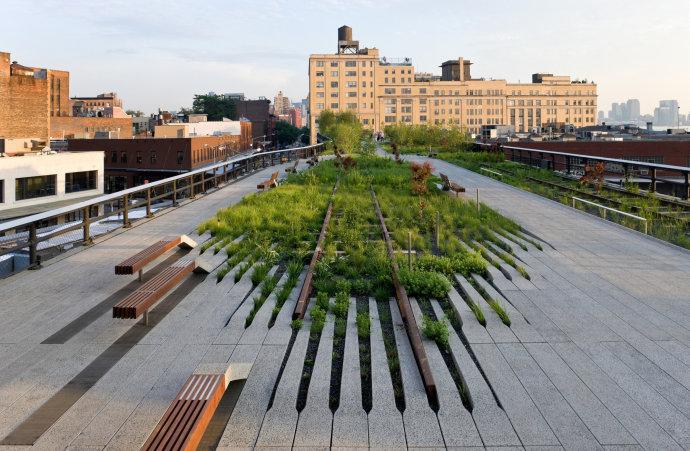 纽约高线公园三期第1张图片