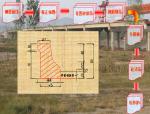 提高汝河大桥砼防撞护栏合格率