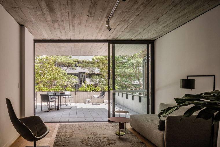 澳大利亚22套独特混合公寓内部实景图 (10)