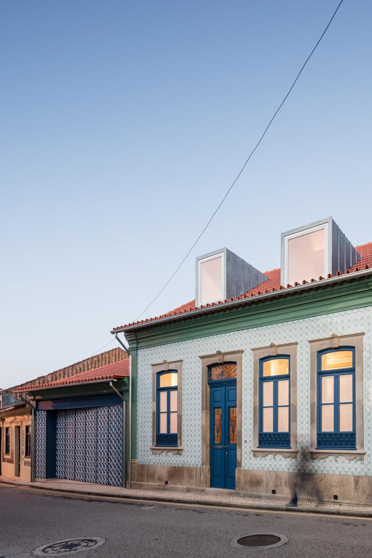葡萄牙奥瓦尔住宅-35