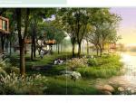 [山西]临汾某城市湿地公园景观工程方案设计文本JPG(112页)