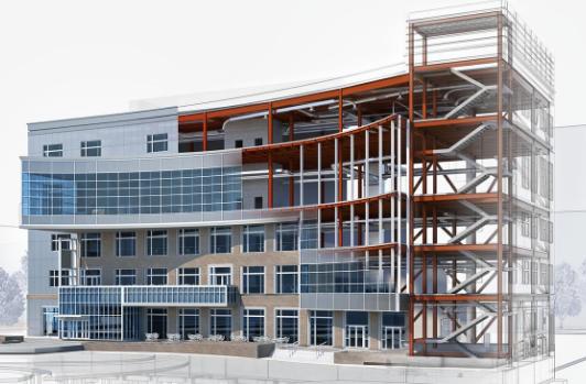 BIM(建筑信息模型)应用于房地产项目管理信息化