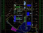 景德镇陶瓷博物馆建筑设计(包含CAD)
