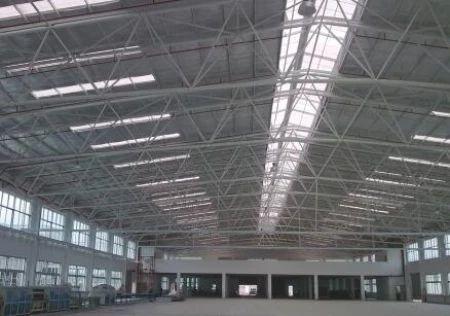 旧钢结构厂房-汇金源钢结构