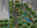 [北京]保利特色文化项目景观方案设计
