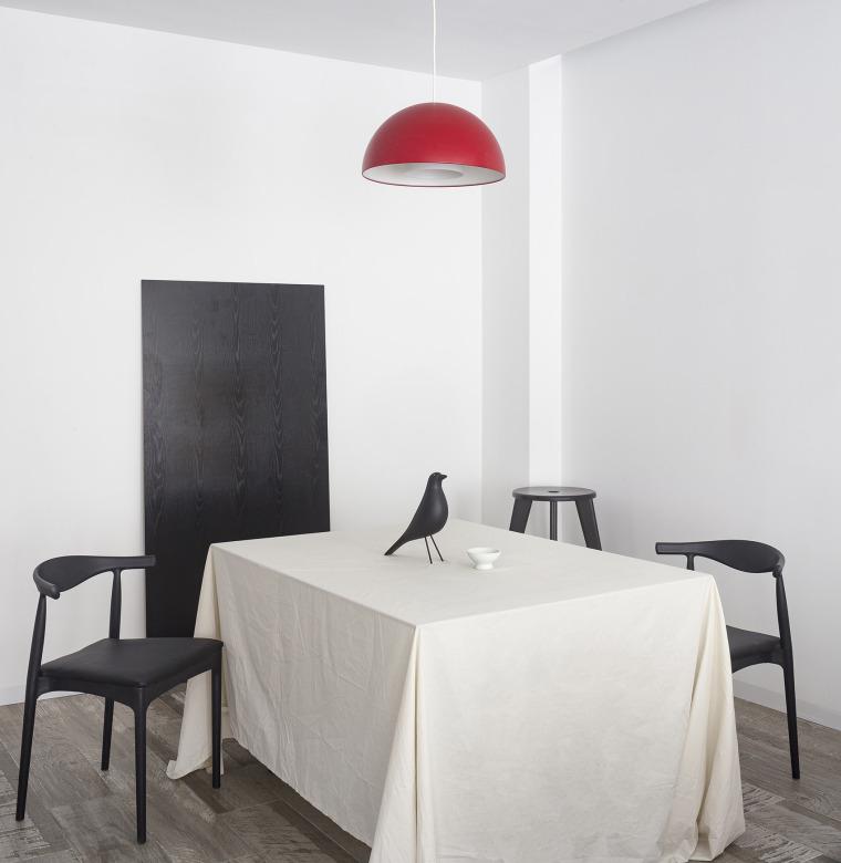 西班牙视觉艺术家的LEApartment公寓改造-4