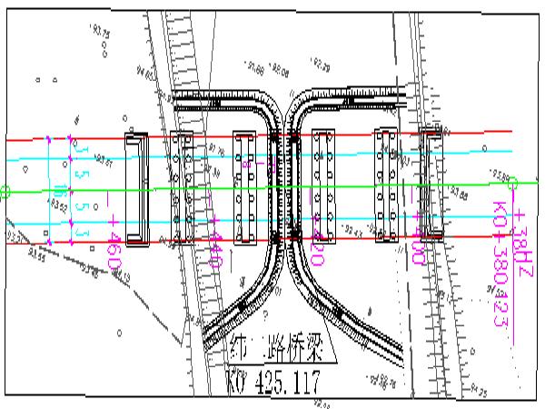 纬二路、纬三路桥梁施工组织设计(64页)_1