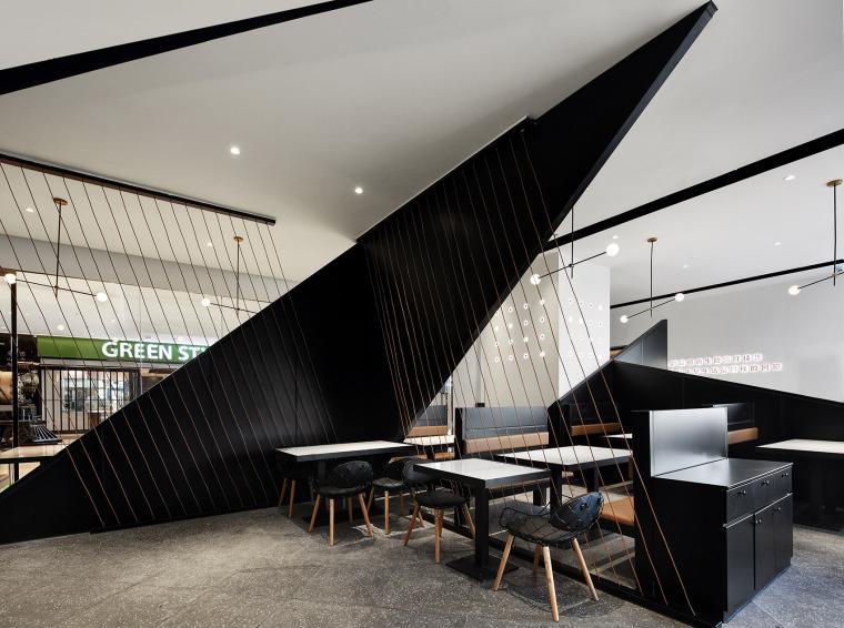 宁波海岸黑白键餐厅