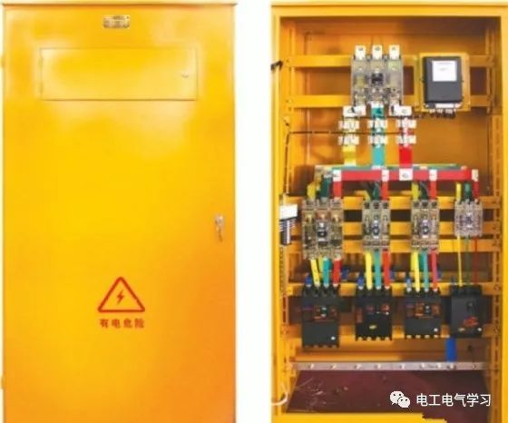 配电箱漏电保护及施工要点