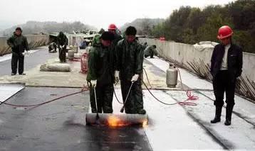 全面详细的屋面防水施工做法图解,逐层分析!_20