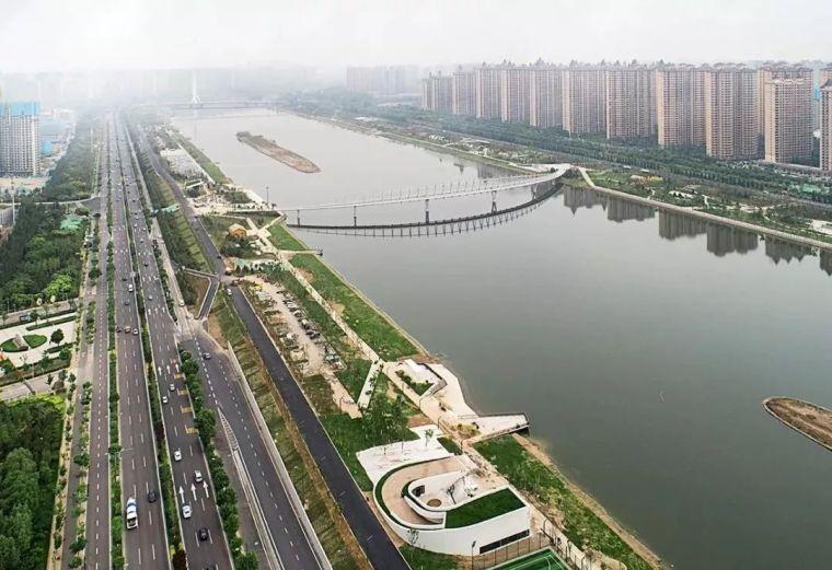 """太原""""汾河之冠""""人行景观桥,尽展结构技艺之美!_4"""