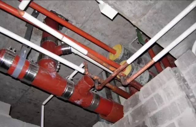 很少人知道的给排水管道施工问题