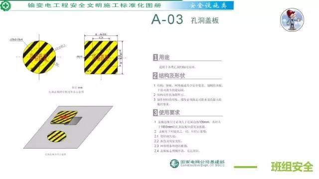 【多图预警】安全文明施工标准化图册|PPT_12