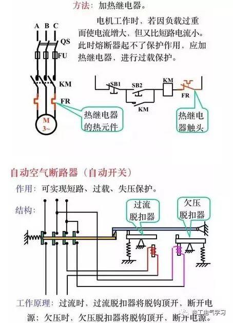 电气二次控制回路知识大全_26
