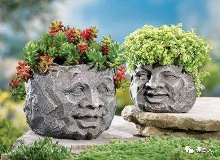 花园景观·石器小景_25