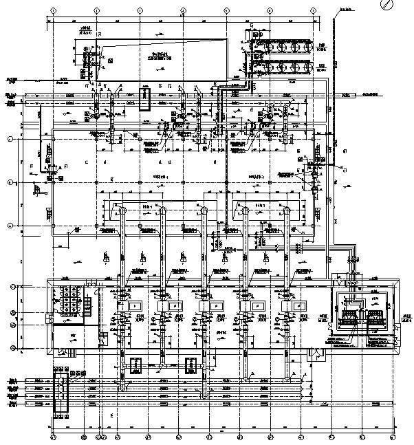 江西一化工企业大型循环水装置设计