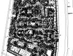 【施工图】某小区园林绿化施工