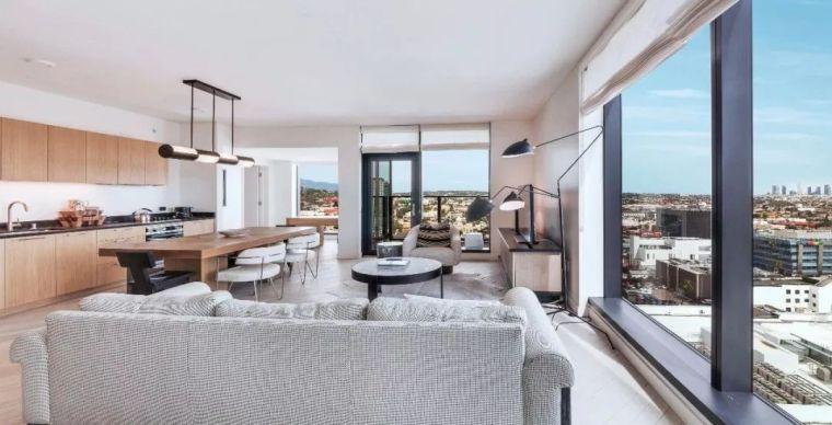 好莱坞的酒店公寓,奢华的画风都变了……_19