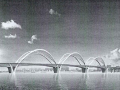 桥梁钢箱梁顶推施工过程受力分析及施工对策