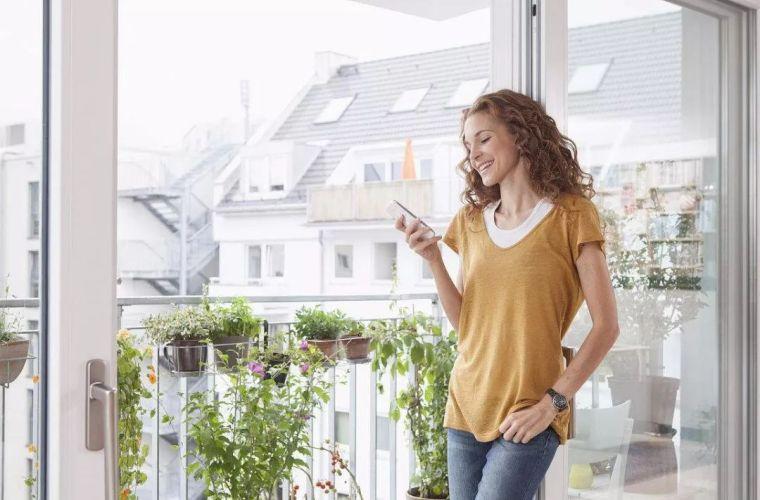 一个小阳台,7种生活状态!