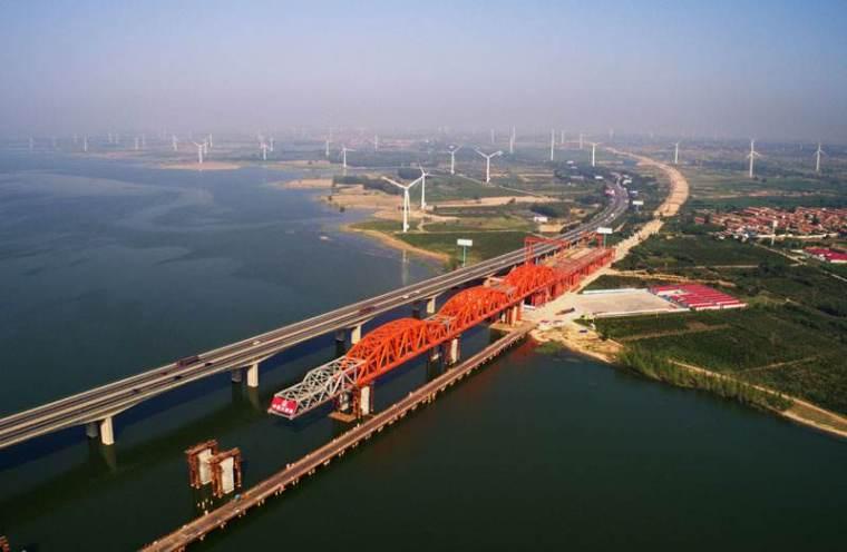 特大桥工程实施性总体施工组织设计(135页)