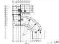 邓桥商业城建筑设计方案(CAD)