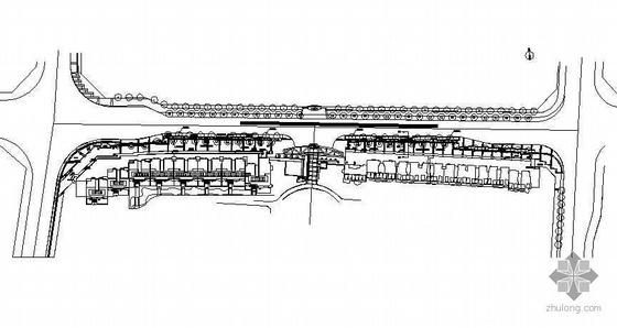 住宅小区园林景观工程施工图全套